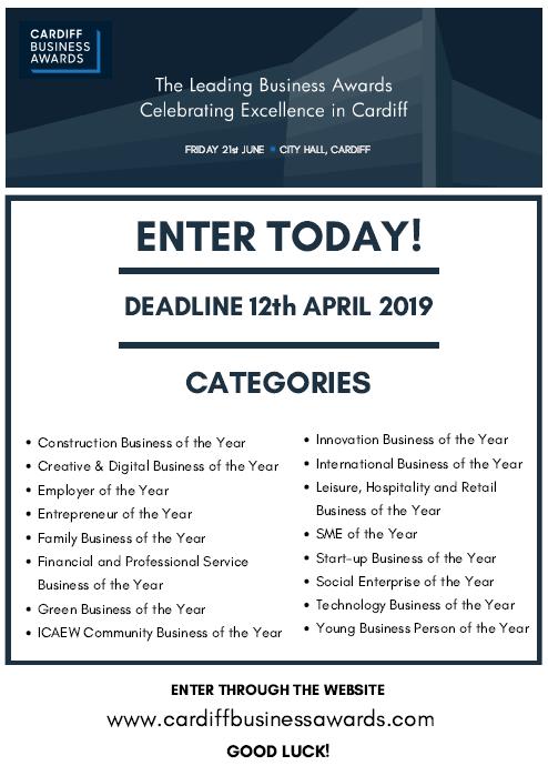 Cardiff Buisness Awards