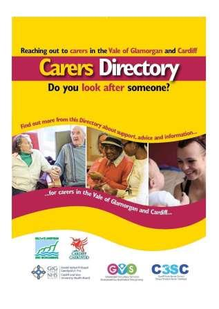Carers Directory 2016 updated version
