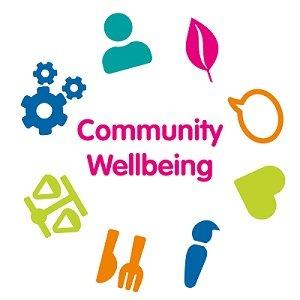 Community Wellbeing logo