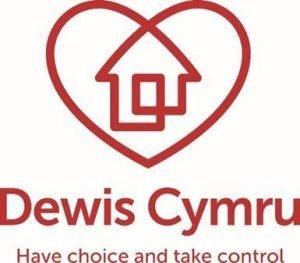 Dewis Cymru logo