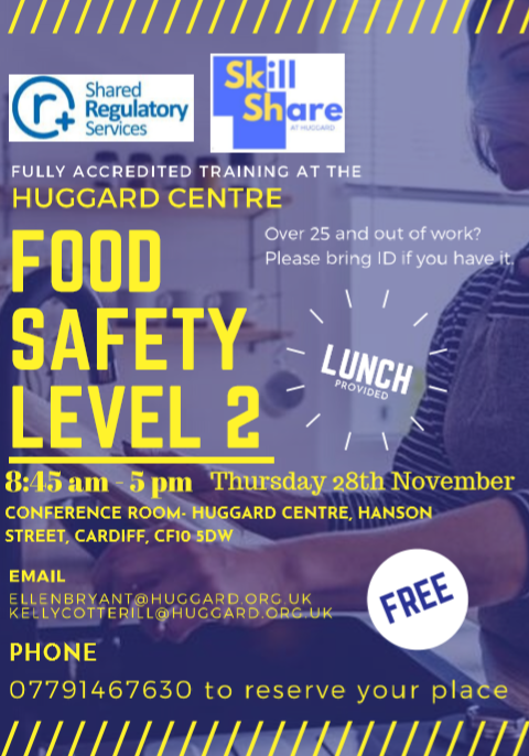 Food level 2 poster
