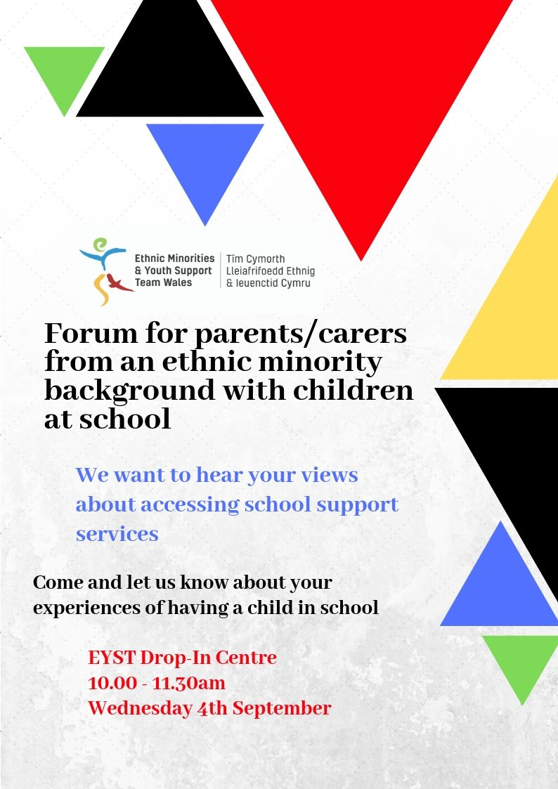 Forum for parents with children at school