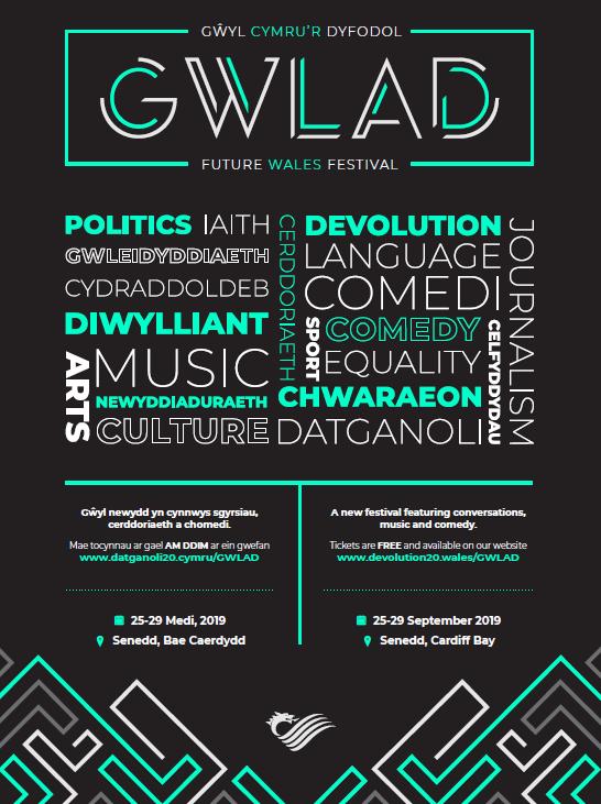 GWLAD poster