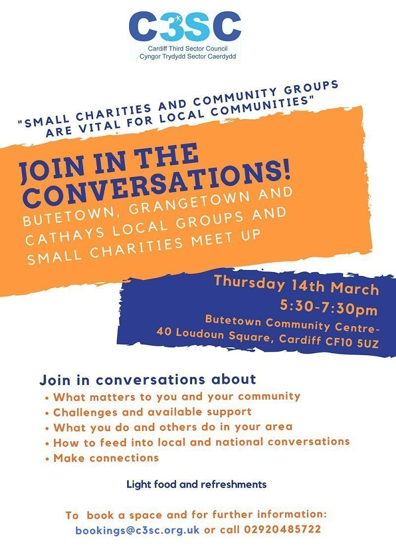Join the conversations CCS