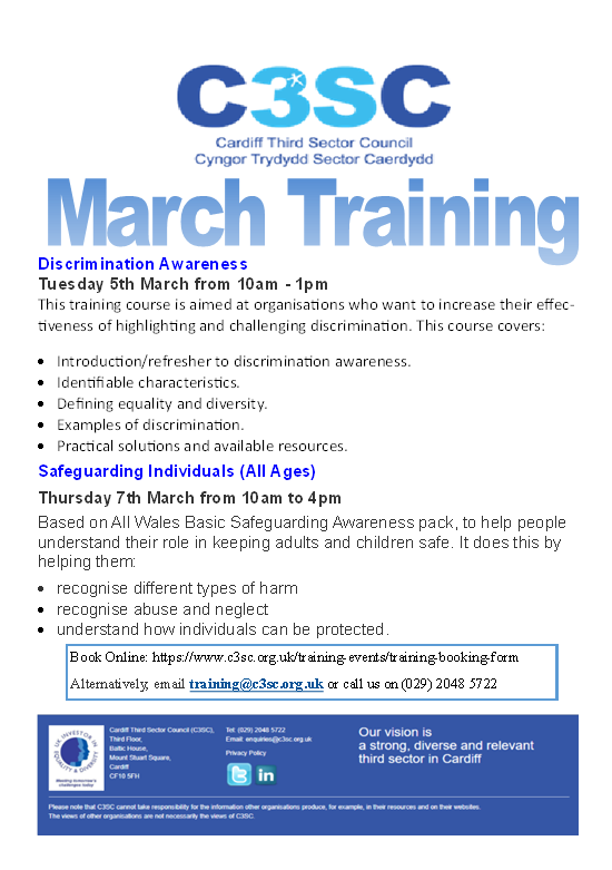 March Training Copy
