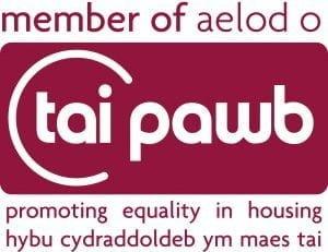 Member of Tai Pawb Logo