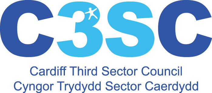 c3sc cardiff third sector council logo