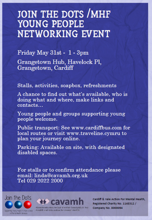 join the dots networking