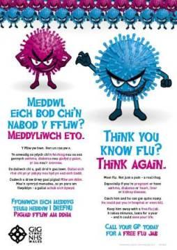 Flu poster 2015