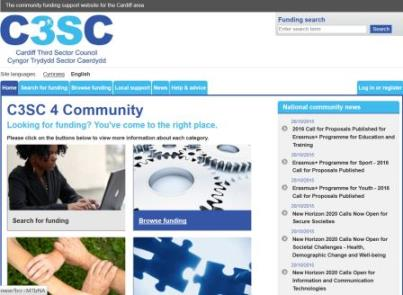 Open4Community funding portal
