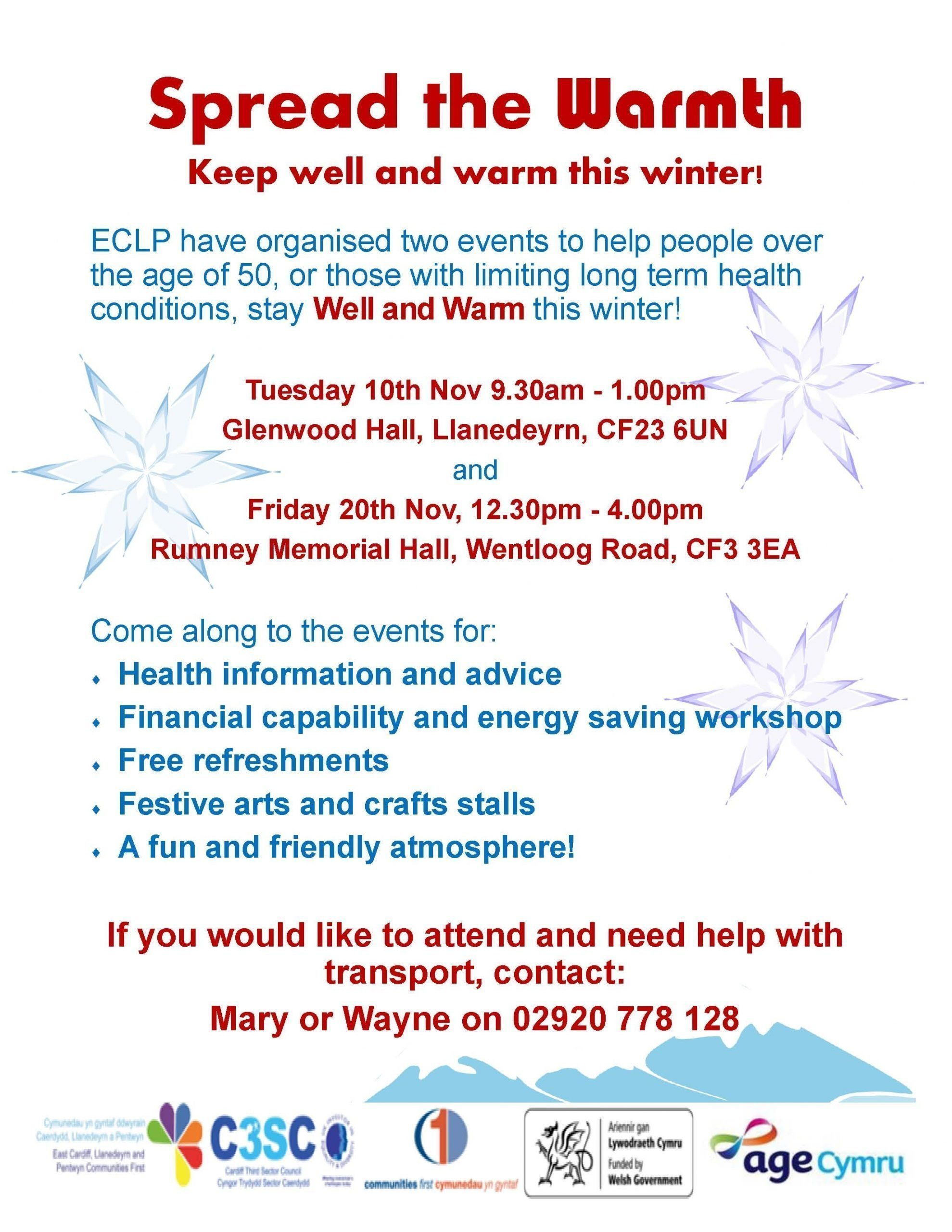 Spread the Warmth poster