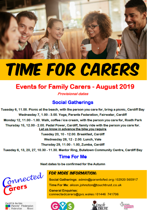 time for carers