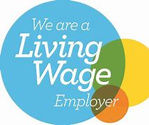 we are a living wage employer in English 1