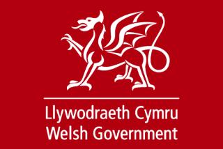 welsh gov. logo
